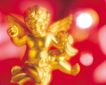 圣诞节0039,圣诞节,休闲生活,小天使 人物画 石雕