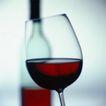 玻璃物品0029,玻璃物品,休闲生活,液态 酒瓶 葡萄酒