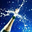 玻璃物品0066,玻璃物品,休闲生活,香槟 木塞 泡沫