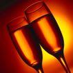 玻璃物品0070,玻璃物品,休闲生活,碰杯 干杯 庆祝