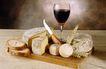 葡萄酒0014,葡萄酒,休闲生活,餐刀 果盘 切片