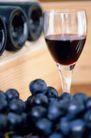 葡萄酒0034,葡萄酒,休闲生活,紫色水果 食物 瓶底
