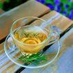 花草茶饮0065,花草茶饮,休闲生活,茶杯 桌子 木板
