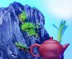 茶道0154,茶道,休闲生活,紫砂茶具