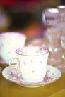 茶道0160,茶道,休闲生活,印花茶杯