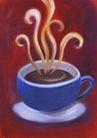 咖啡赏味0057,咖啡赏味,休闲生活,咖啡店 咖啡时间 浓咖啡