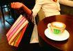 咖啡赏味0086,咖啡赏味,休闲生活,伸展 事物 杯子