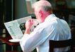 咖啡赏味0094,咖啡赏味,休闲生活,绅士 咖啡 报纸