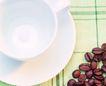 咖啡0075,咖啡,休闲生活,纯白 杯碗 底坐