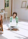 女性宠物0089,女性宠物,休闲生活,光线 伴随 生活