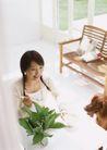 家庭宠物0087,家庭宠物,休闲生活,花草 乐趣 神态