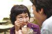 咖啡恋人0035,咖啡恋人,家庭情侣,糕点 吃东西 喂食