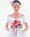 喜庆生活0196,喜庆生活,家庭情侣,扎花 珍珠项链 珍珠