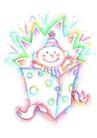 生日礼物0057,生日礼物,标题插画,