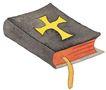 圣教0149,圣教,标题插画,圣经