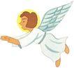 圣教0152,圣教,标题插画,天使