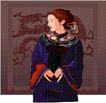 亚洲时尚0034,亚洲时尚,标题插画,古装 衣饰 服饰
