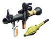 轻兵器0065,轻兵器,标题插画,火箭筒 炮弹 国防