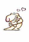 浪漫情人0046,浪漫情人,标题插画,可爱插画