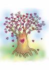 浪漫情人0083,浪漫情人,标题插画,礼物 卡通 标题