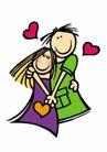 浪漫情人0088,浪漫情人,标题插画,相爱 感情 拥抱