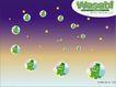 几米0019,几米,标题插画,悬浮 空中 气泡