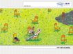几米0063,几米,标题插画,恋人 椅子 草地