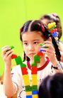 时尚儿童0061,时尚儿童,亲子教育,女孩 七巧板 游戏