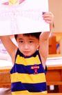 时尚儿童0070,时尚儿童,亲子教育,画纸 美术 画画