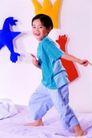 时尚儿童0079,时尚儿童,亲子教育,舞蹈 床上 嬉闹