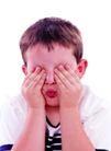 时尚儿童0104,时尚儿童,亲子教育,双手遮眼 嘴翘 短袖