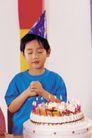 儿童表情0086,儿童表情,亲子教育,祈愿 蛋糕 生日