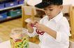 学前教育0049,学前教育,亲子教育,鸭舌帽