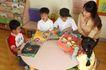 学前教育0051,学前教育,亲子教育,幼儿园 老师 小朋友