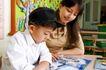 学前教育0062,学前教育,亲子教育,妈妈 伴读 图册