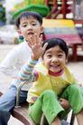 欢乐童颜0033,欢乐童颜,亲子教育,在游乐园 玩耍 纯真
