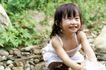 欢乐童颜0040,欢乐童颜,亲子教育,女童 石子 童颜