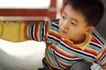 欢乐童颜0046,欢乐童颜,亲子教育,条纹衣