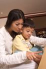 亲子关系0022,亲子关系,亲子教育,识字 教育 母亲