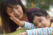 亲子关系0045,亲子关系,亲子教育,伸出小手