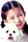 天真儿童0111,天真儿童,亲子教育,天真孩子 白色狗狗