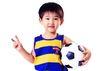 天真儿童0115,天真儿童,亲子教育,小男孩 足球 体育锻炼