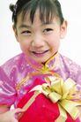 儿童造型0075,儿童造型,亲子教育,红礼 接收 小姑娘