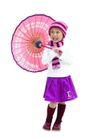 儿童广告0157,儿童广告,亲子教育,撑伞 裙子