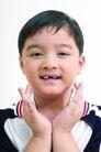 儿童广告0172,儿童广告,亲子教育,双眼皮 缺牙 胖手