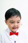 儿童广告0176,儿童广告,亲子教育,小酒窝 戴眼镜 摩丝头