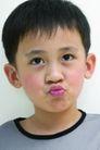 儿童广告0186,儿童广告,亲子教育,童真 嘟嘴男孩子