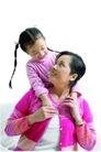 家庭亲情0021,家庭亲情,亲子教育,母女 亲情 温暖