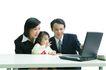家庭亲情0047,家庭亲情,亲子教育,一起上网