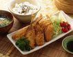日式美食0051,日式美食,美食,日式美食 油炸食品 蘸酱